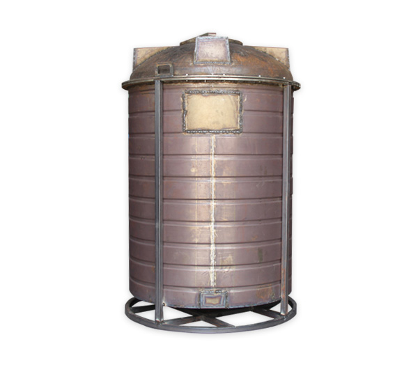 Steel mold - water tank
